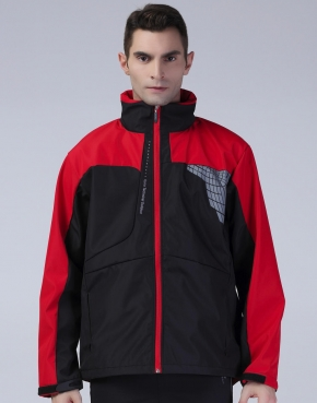 Men's Team Soft Shell Jacket