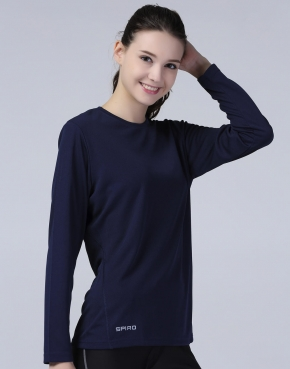Ladies' Performance T-Shirt LS