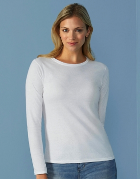 Ladies' Softstyle® T-Shirt LS