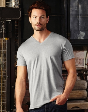 Men's V-Neck HD Tee