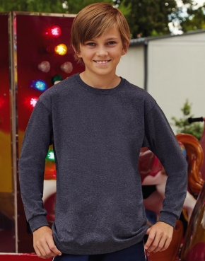 Kids' Valueweight Long Sleeve T