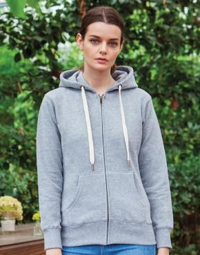 Women's Superstar Zip Through Hoodie