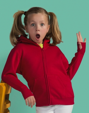 Kids' Heavyweight Full Zip Hoodie