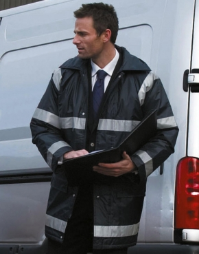 Management Coat/Sicherheitsjacke