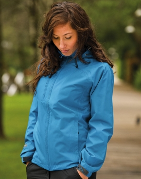 Ladies' Stratus Light Shell Jacket