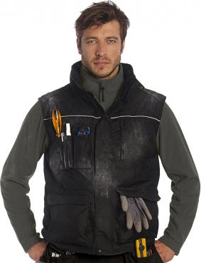 Workwear Bodywarmer - JUC40