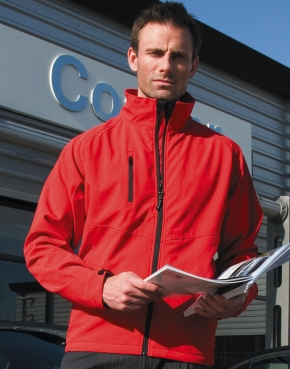 Chaqueta Softshell Base