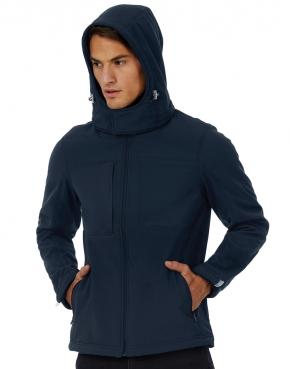 Hooded Softshell/men