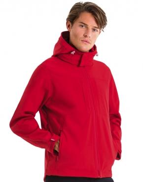 Hooded Softshell Men - JM950