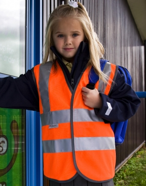 Junior Hi-Vis Weste