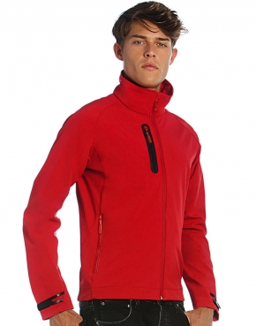 Men Technical Softshell Jacket - JM951
