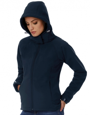 Hooded Softshell/women