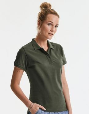 Ladies' Pure Organic Polo