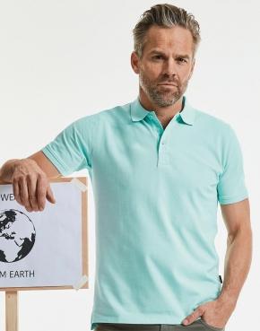 Men's Pure Organic Polo