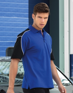 Formula Racing® Monaco Polo Shirt
