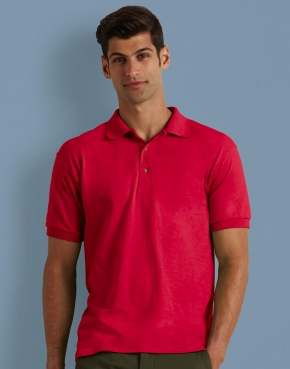 DryBlend® Herren Jersey Polo