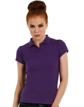 Ladies' Heavymill Polo - PW460