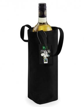 Fairtrade Cotton Bottle Bag