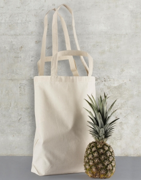 Double Handle Gusset Bag