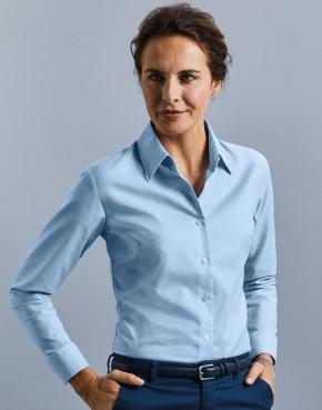 Ladies' Classic Oxford Shirt LS