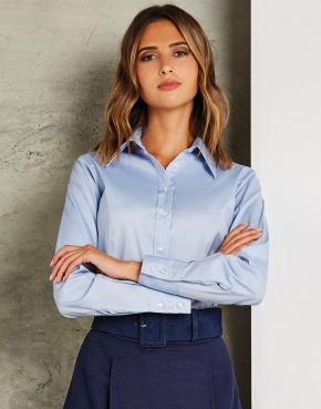 Women's Tailored Fit Premium Oxford Shirt