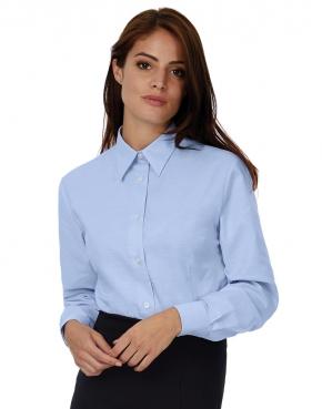 Oxford LSL/women Shirt