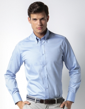 Tailored Fit Premium Oxford Hemd LA