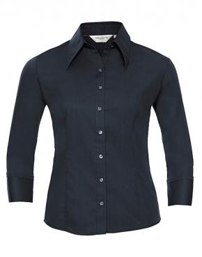 Ladies' Tencel® Fitted 3/4 sleeve