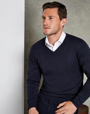 Classic Fit Arundel V Neck Sweater