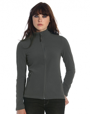Women Fleece Full Zip - FW752