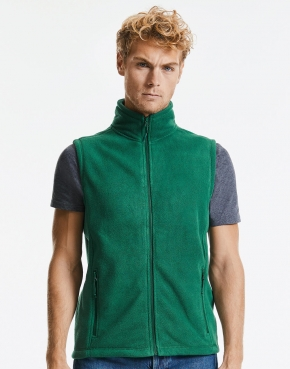 Men's Gilet Outdoor Fleece