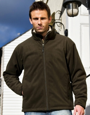 Climate Stopper Water Resistant Fleece