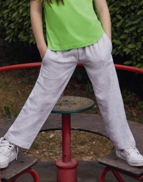 Kids' Lightweight Open Hem Jog Pants