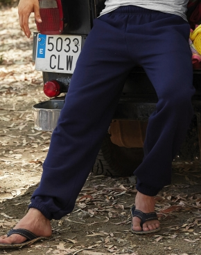 Elasticated Cuff Jog Pants