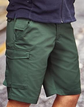Twill Workwear Shorts