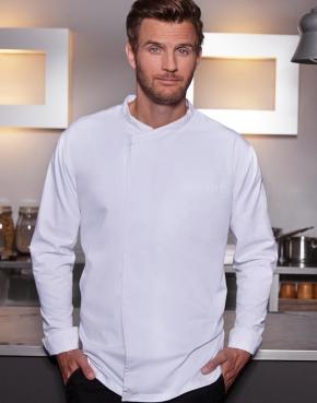 Chef's Shirt Basic Long Sleeve