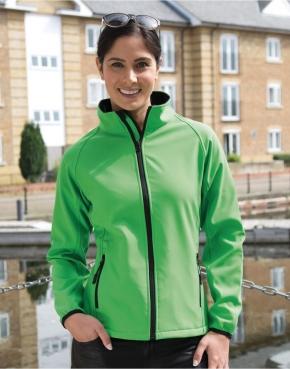 Ladies' Printable Softshell Jacket