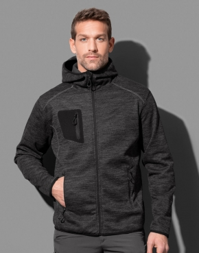 Recycled Fleece Jacket Hero Men