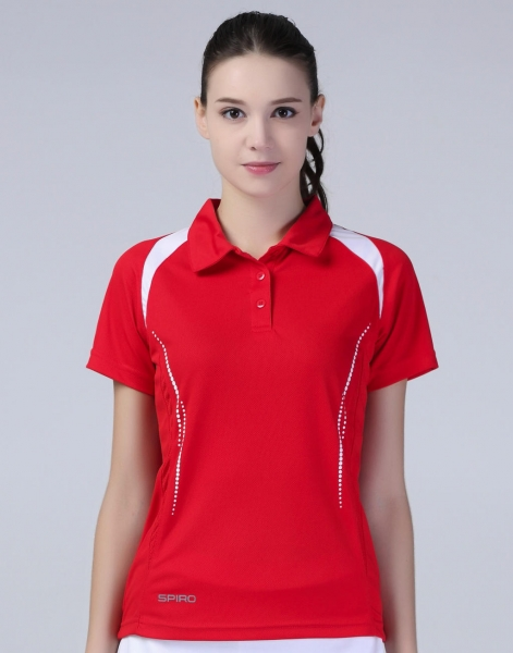 Ladies' Spiro Team Spirit Polo
