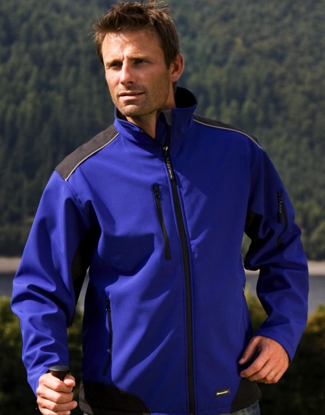 Ripstop Softshell Work Jacket